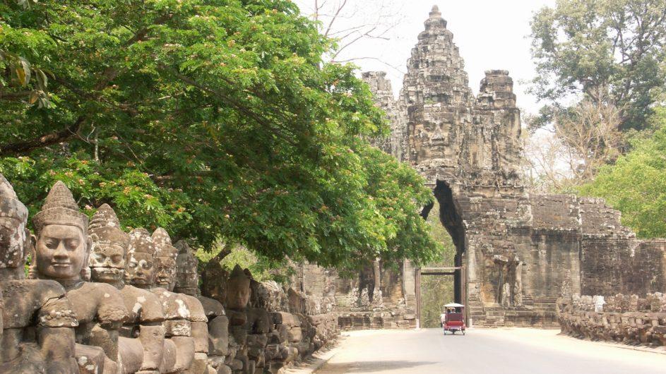 Kambodscha EXO Travel Ankor Thom