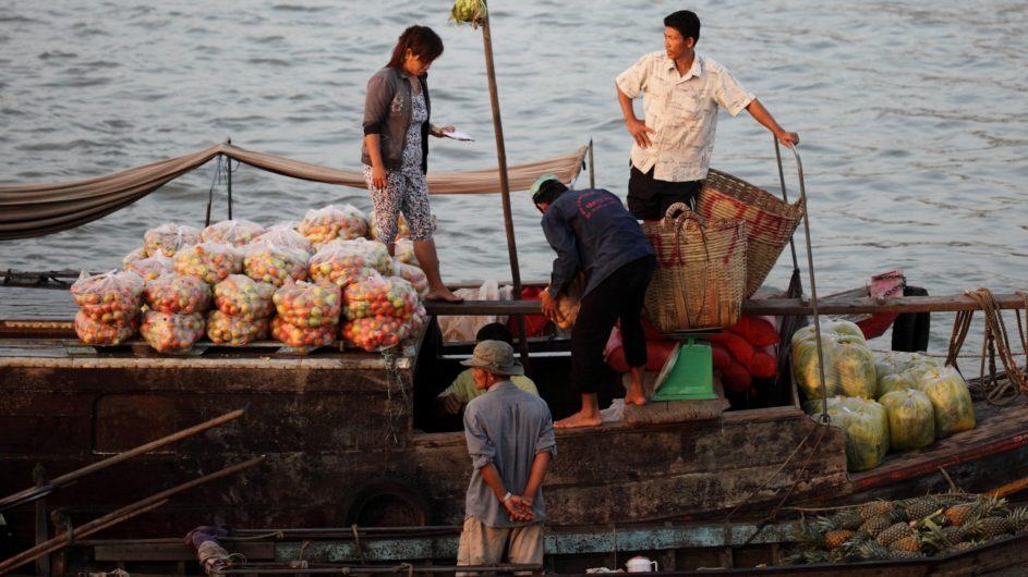 Vietnam EXO Travel Schwimmender Markt