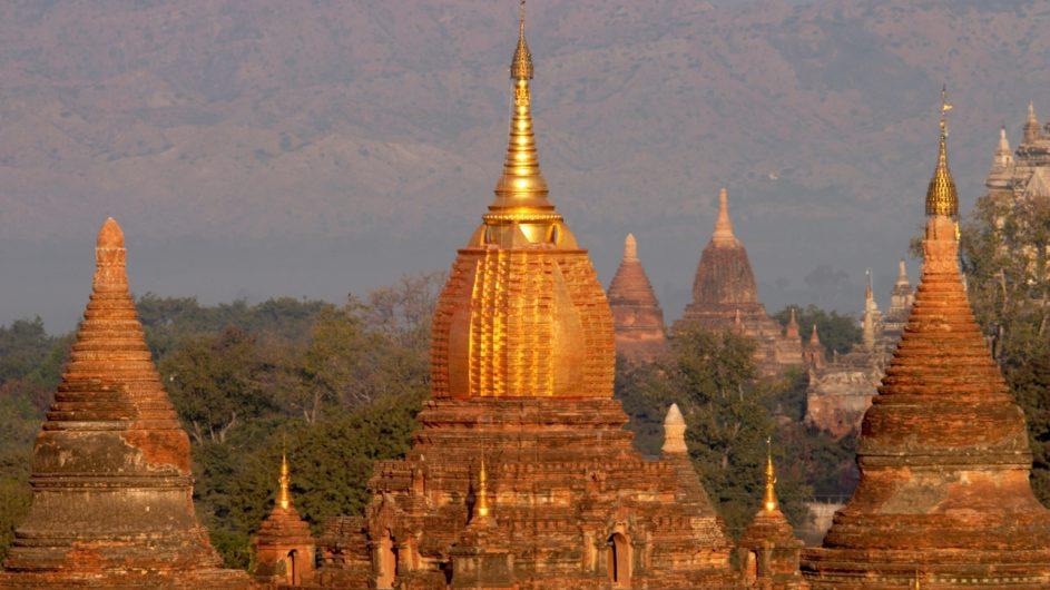 Myanmar EXO Travel Tempel von Bagan