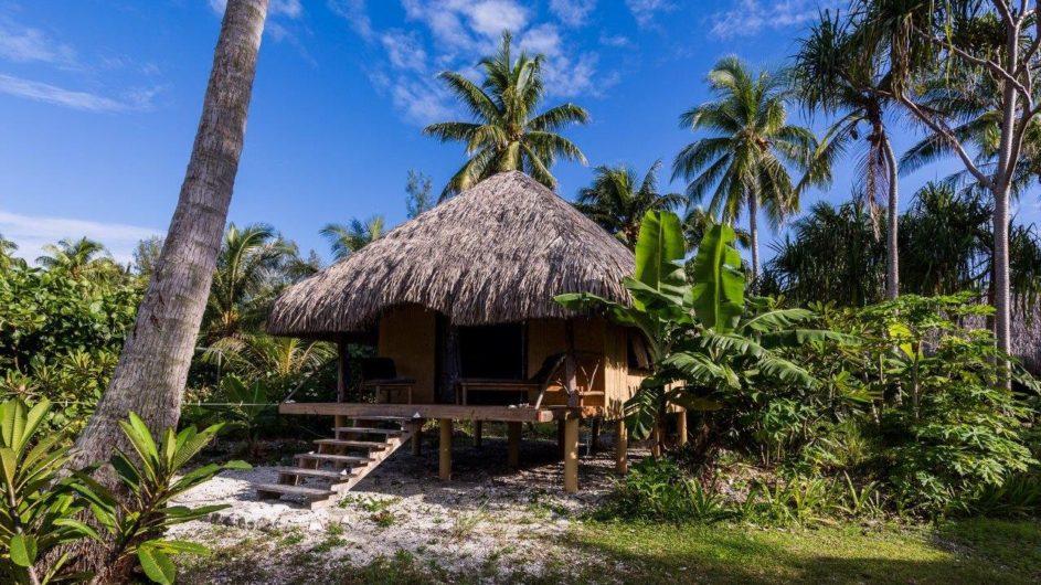 Französisch Polynesien Bora Bora Pension Alice & Raphael Bungalow