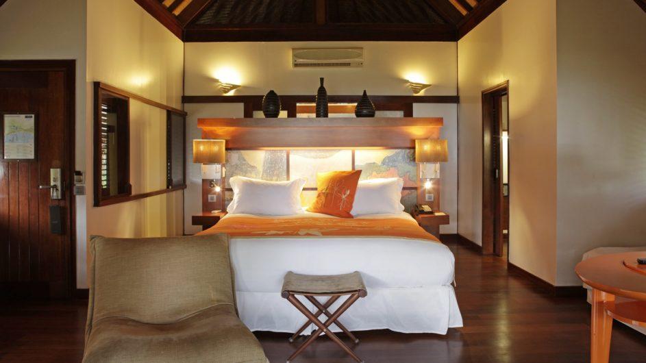 Französisch Polynesien Moorea Sofitel Ia Ora Beach Resort Luxury Beach Bungalow