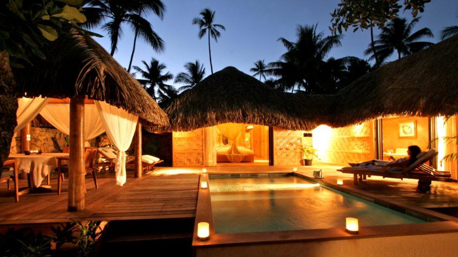Französisch Polynesien Tahai Island Resort