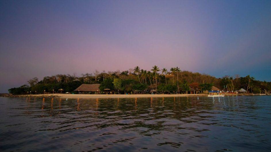 Fiji Yasawa Inseln Nanuya Island Resort Resortansicht