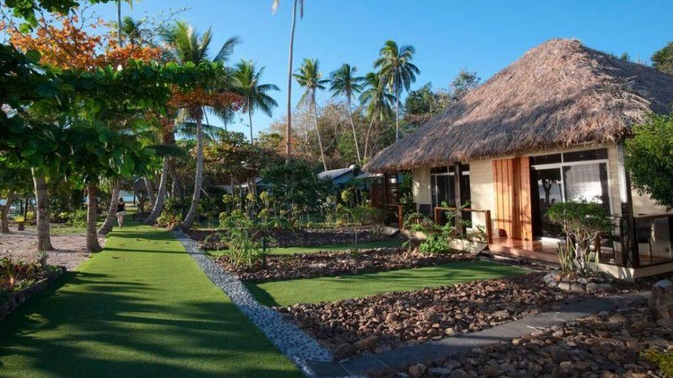 Fiji Yasawa Inseln Nanuya Island Resort Superior Villa Ansicht
