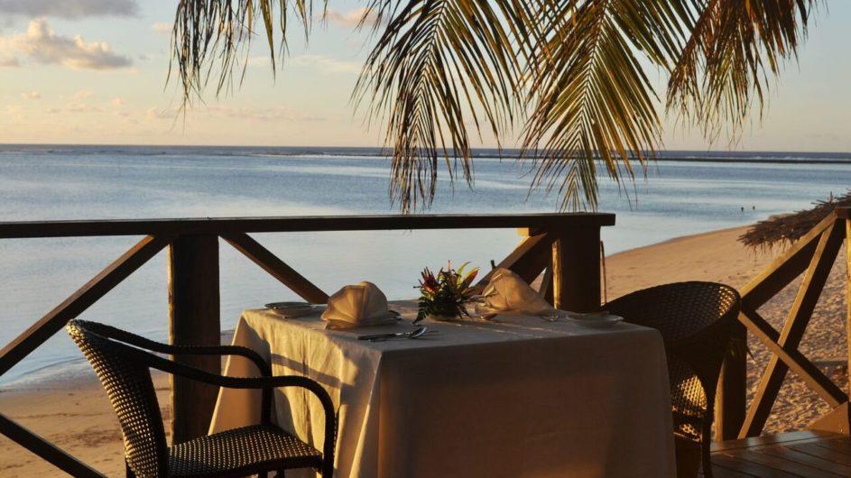 Samoa Savai Le Lagoto Beach Resort Vailili Restaurant