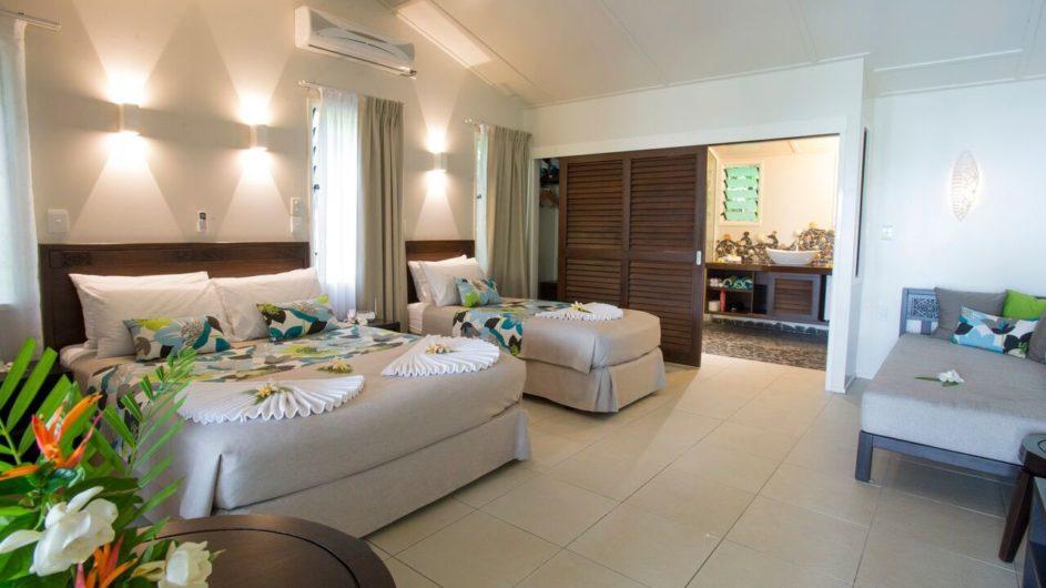 Samoa Upolu Seabreeze Resort Reefview Villa