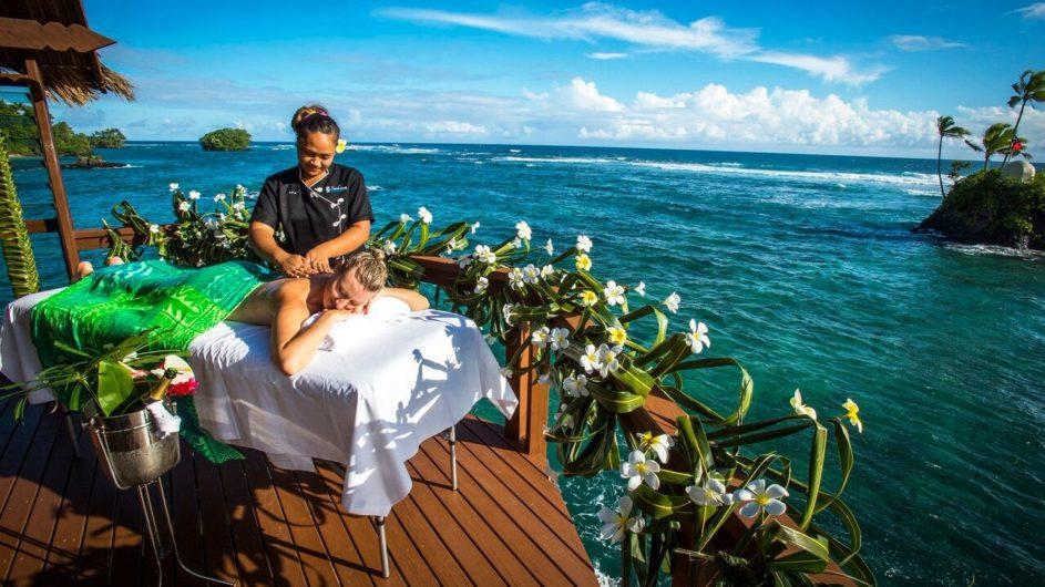 Samoa Upolu Seabreeze Resort Spa