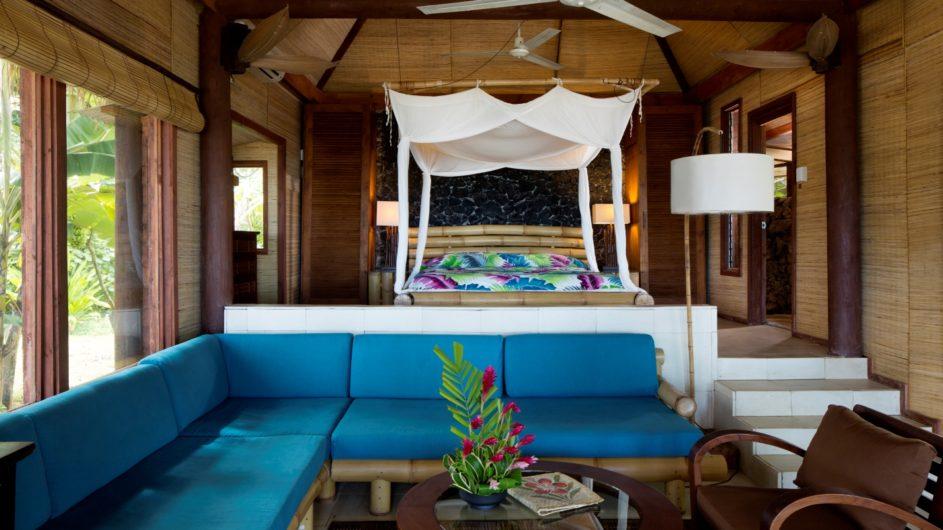 Samoa Upolu Coconut Beach Club Resort 1 Schlafzimmer Strandbungalow