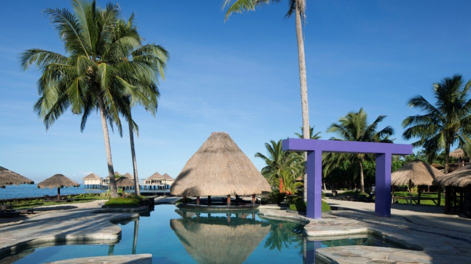 Samoa Upolu Coconut Beach Club Resort Pool