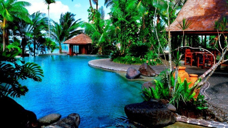Samoa Upolu Sinalei Reef Reef Resort Pool