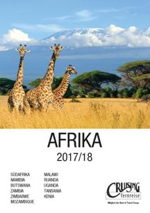 Katalog Afrika Individualreisen 2017 / 18