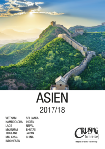 Katalog Asien Individualreisen 2017 / 18