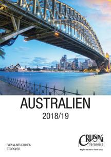 Katalog Australien Individualreisen 2017 / 18