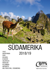 Katalog Südamerika Individualreisen 2017 / 18