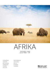Katalog Afrika Individualreisen 2019