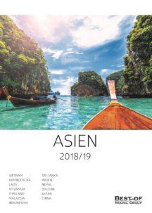 Katalog Asien Individualreisen 2019