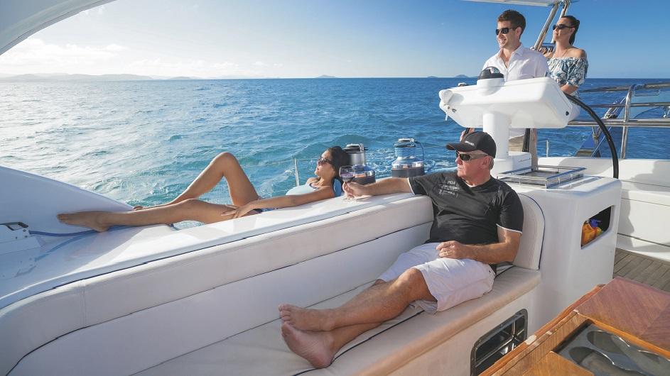 Whitsunday Bliss Luxusyacht