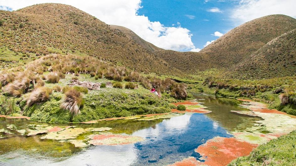 Ecuador - Am Cotopaxi
