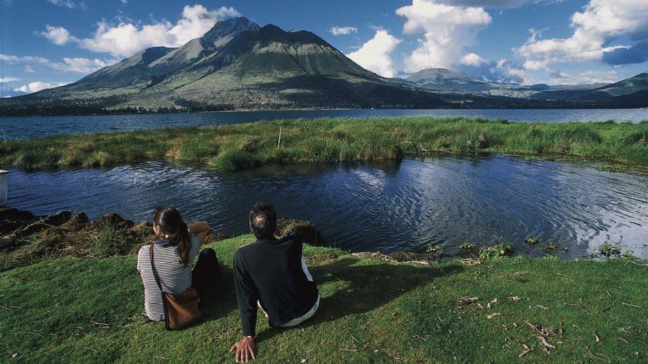 Ecuador Vulkan Imbabura