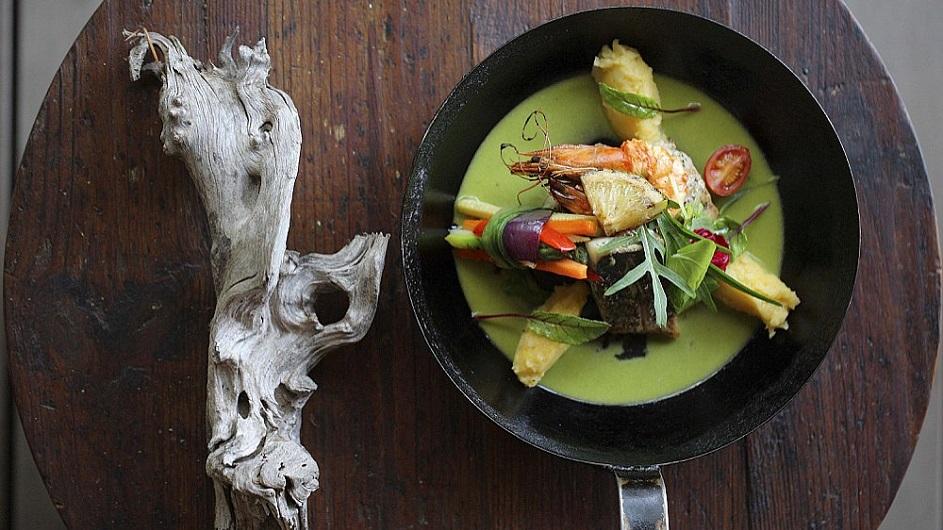 Südafrika - Dulini River Lodge - Speisen