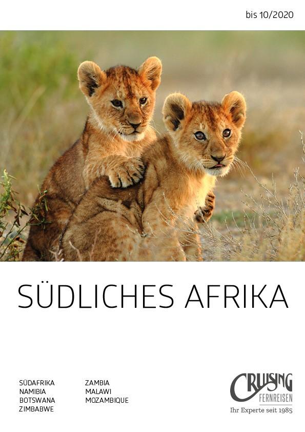 Katalog Afrika Individualreisen 2020
